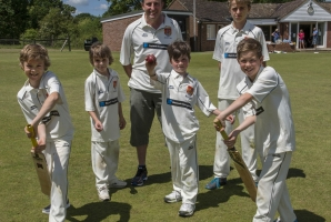 Maylands Consulting sponsor Tenterden Cricket Club Colts
